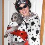 dalmation and Cruella
