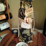 wine bag to give as a gift