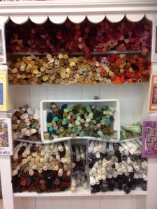 fat quarter display