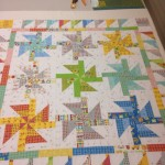 example 3 I's quilt