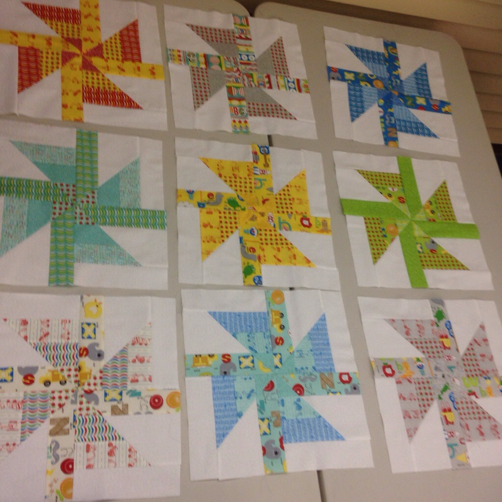example 2 I's quilt