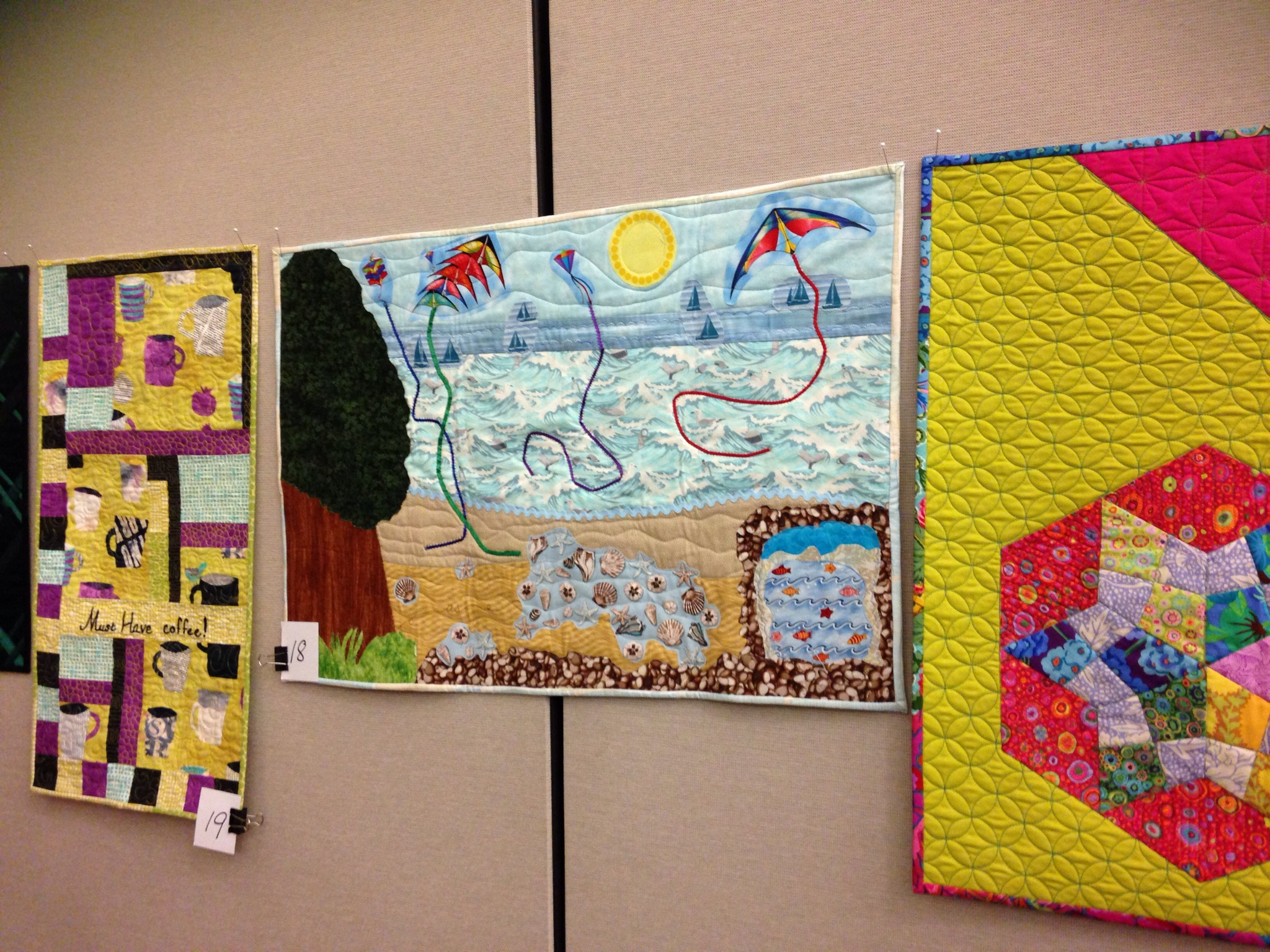 initial quilts