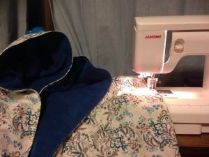 blanket for Kira