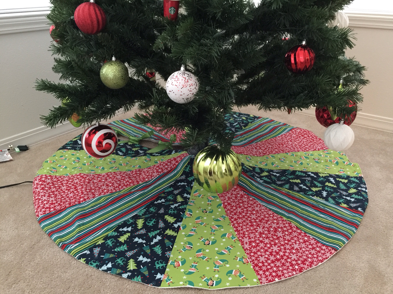 under their tree