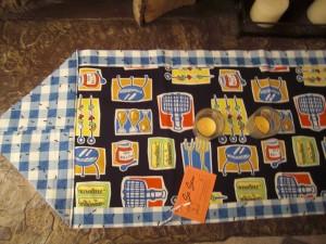 tablerunner picnic